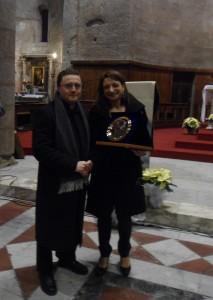 Viterbo 10 dicembre 2013 Premio alla Carriera