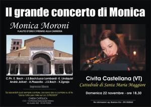 Concerto 22 novembre 2015 a Civita Castellana