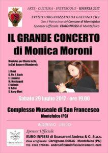 Grande Concerto Moroni a Montefalco (Pg)