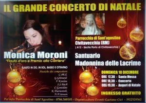 Concerto a Civitavecchia